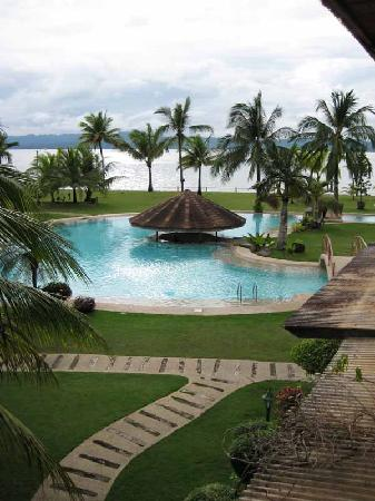 Sabin Resort Hotel: The pool area