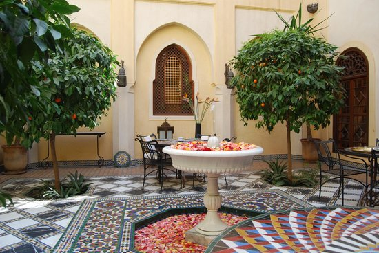 Riyad Al Moussika: Dining Room