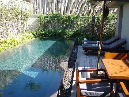 beautiful villa lap pool Picture of AKA Resort Spa Hua Hin