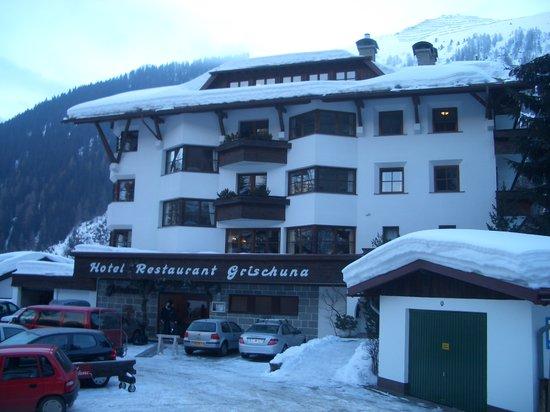 Hotel Grischuna: Grischuna
