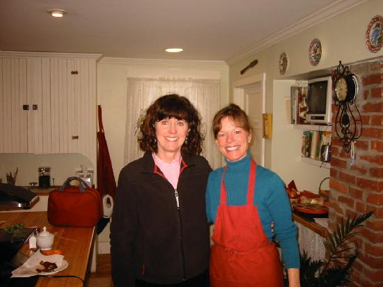 Bishop Farm Bed and Breakfast: Annie and Me