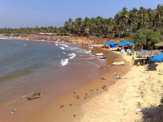 Bardez, Indien: vagator