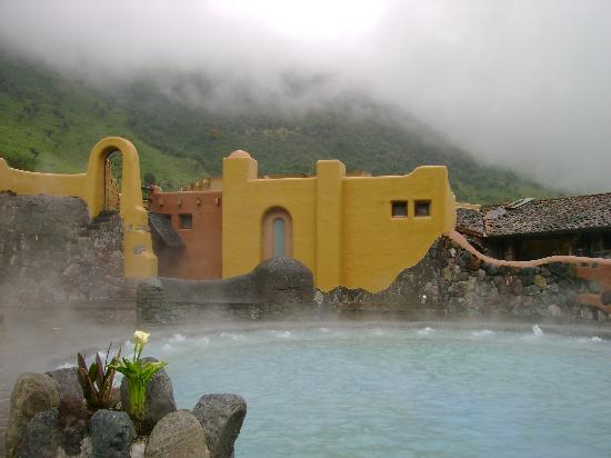 Termas de Papallacta: Thermal Spa