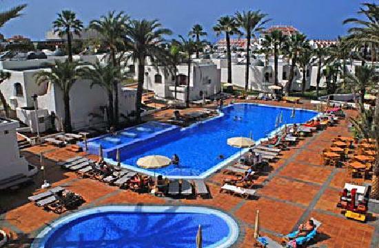 HD Parque Cristobal Tenerife: Pool area