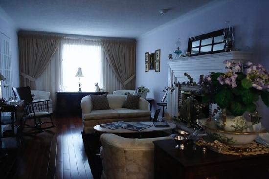 A Cherry Place Bed and Breakfast : salle à manger du propriétaire