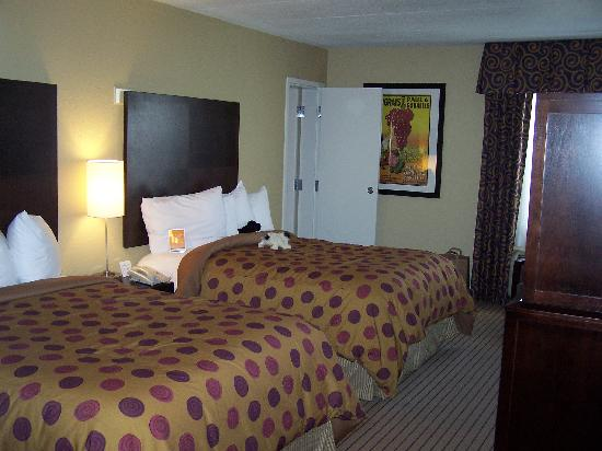 Holiday Inn Hyannis: 2 double room