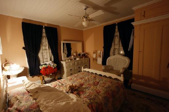 La Maison Gauthier : chambre