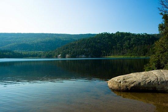 Tadoussac, Canada : Petit Lac à proximité