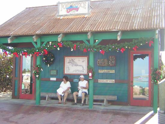 Castaway Cay: The Island Post Office