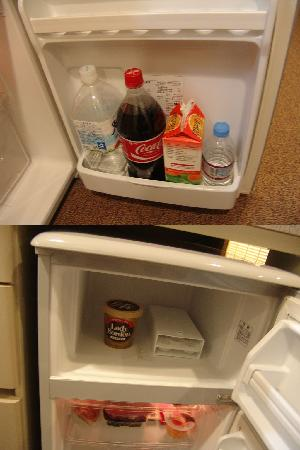 โตคิว สเตย์ โกทันดะ: Refrigerator & Freezer