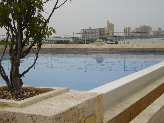 Charleston Cartagena Hotel Santa Teresa : pool