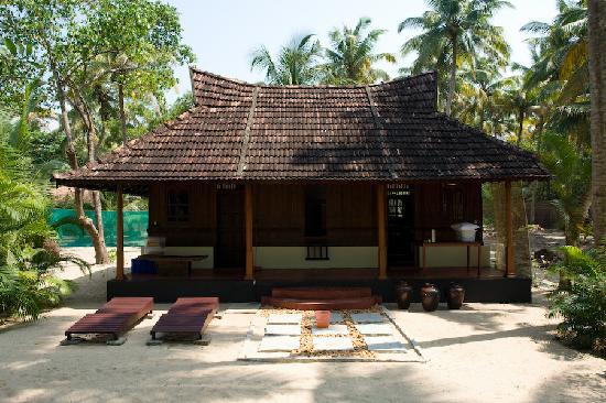 A Beach Symphony: Nagaswaram house
