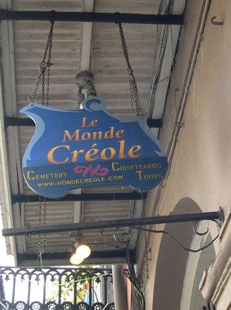 Le Monde Creole Tour