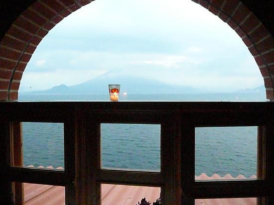 La Casa del Mundo Hotel: View from the dining room