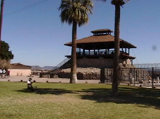 Yuma, AZ: Another view of the guard tower