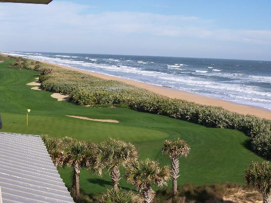 The Lodge at Hammock Beach: Our view