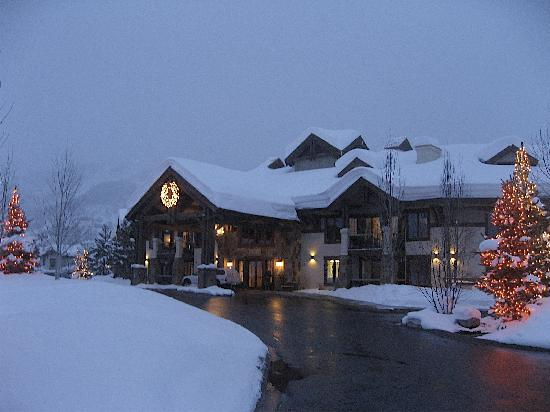 EagleRidge Lodge: Entrance