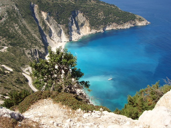 Cephalonia, Greece: myrtos