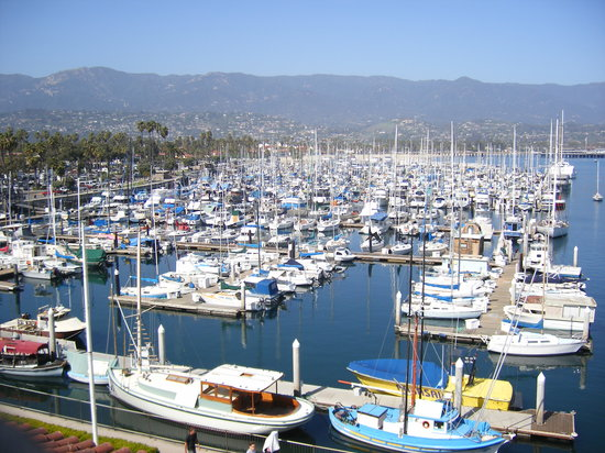 Santa Barbara, Californien: Marina