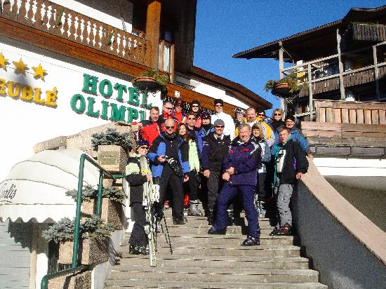Hotel Olimpia: Asheville Ski Club