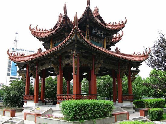 Pagoda in Zhuji