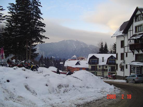 Predeal, Roumanie : image