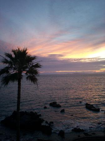 Las Rosas Hotel & Spa: beautiful sunset