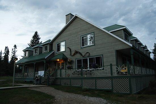 Lac-Édouard, Canada: La Seigneurie - Le Batiscan de l'extérieur
