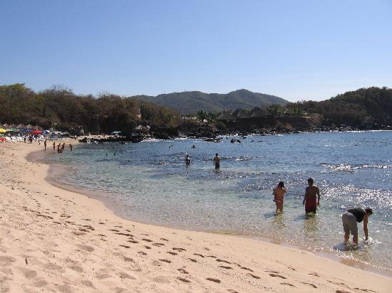 فونتان إيكستابا بيتش ريزورت: Ixtapa Island - Coral Beach