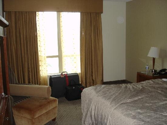 Embassy Suites by Hilton Dulles - North/Loudoun: Corner Room at Embassy Suites