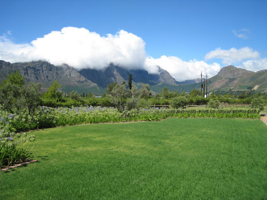 La Cabriere Country House: View