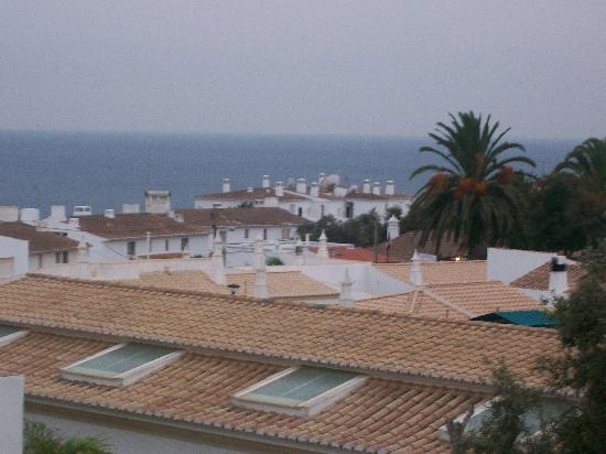 Luz Ocean Club: View from balcony