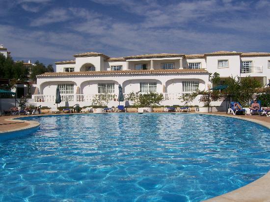 Luz Ocean Club: Pool