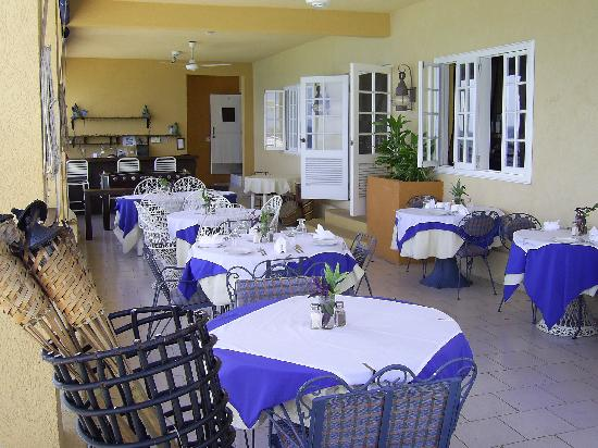 Moxons Beach Club: For your outdoor dining pleasure