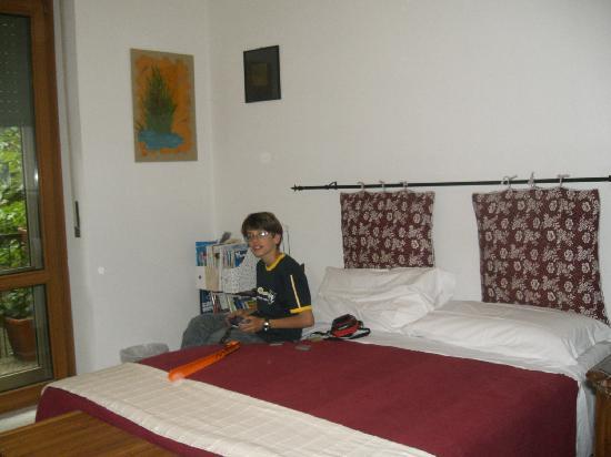 Al Quadrifoglio Bed and Breakfast in Verona: interno camera  B&B al quadrifoglio