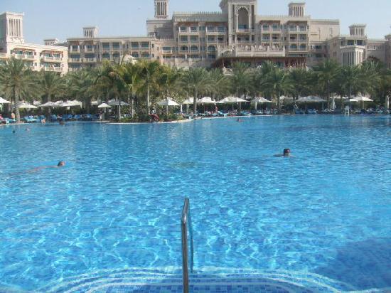 Jumeirah Mina A'Salam : Al Qasar Pool