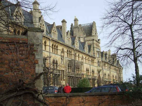 牛津大学基督教堂学院