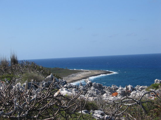 Cayman Brac: View from the Top of the Brac