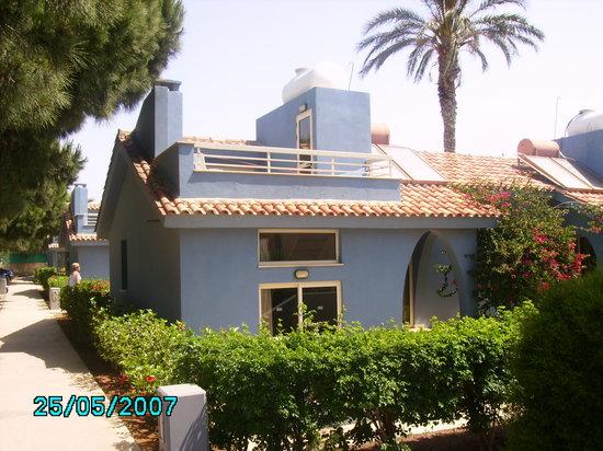 Makronisos Holiday Village: bungalow