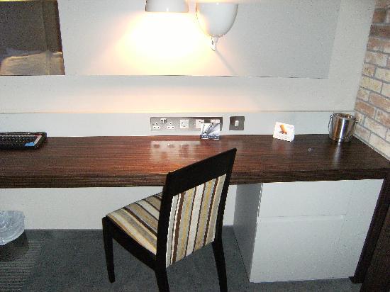 Absolute Hotel Bedroom Work Desk