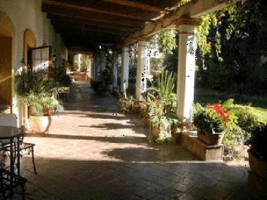 Hotel Hacienda Los Laureles Spa: Hacienda Los Laureles