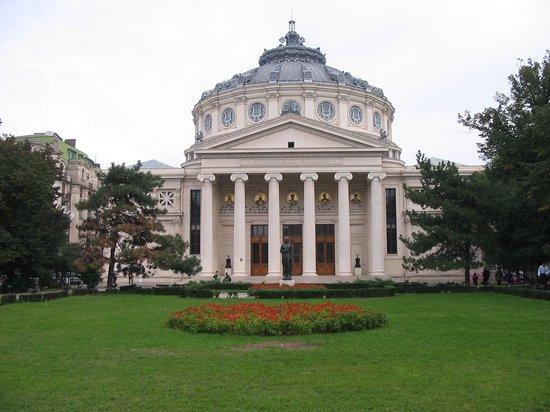 Det rumænske Ateneum (Ateneul Roman)