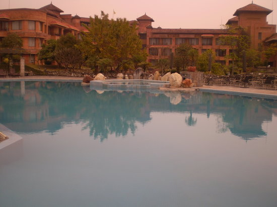 The Fulbari Resort & Spa: Fulbari resort