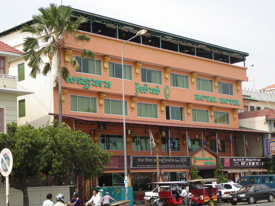 Photo of Khmeroyal Hotel Phnom Penh