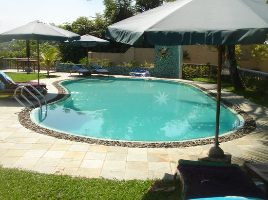 Asian Jewel Boutique Hotel: The swimming pool