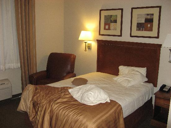 Candlewood Suites Olympia/Lacey: room