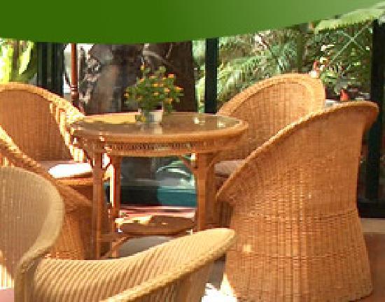 Vila Vicencia: La zona colazione