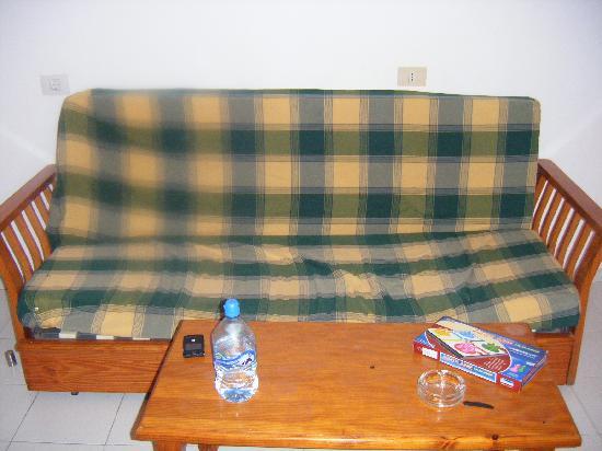 Erika Apartments: The Wonky U0026 Not So Sturdy Sofa