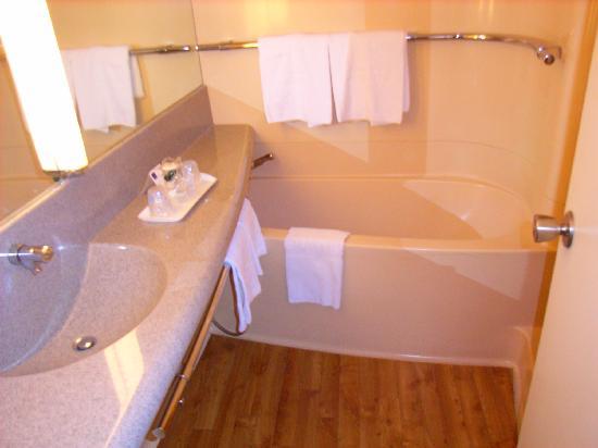 Sale de bain picture of novotel paris gare de lyon - Paris gare de lyon porte de versailles ...