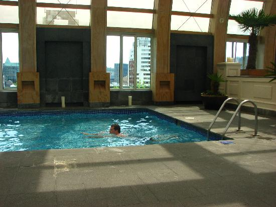 The Ritz-Carlton, Santiago: The pool